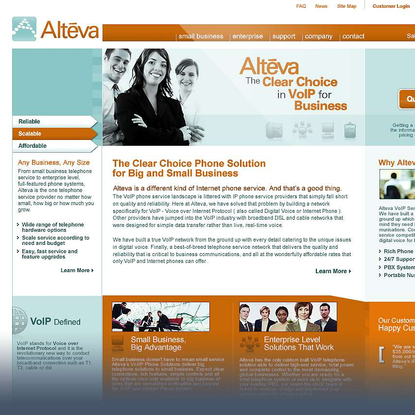 Alteva Telecom - Mainline Media, LLC